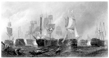 Battle of Trafalgar, C.Stansfield